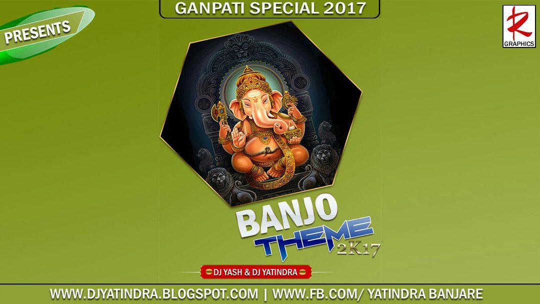 Cg Benjo Theme Dj Yesh & Dj Yatindra