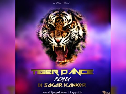 Tiger Dance Dj Sagar Kanker