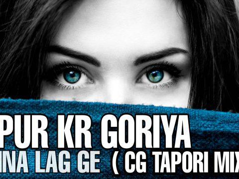 CG DJ SONG 2019 RAIPUR KE GORIYA SE NAINA LAG GE ( CG TAPORI MIX ) DJ CK