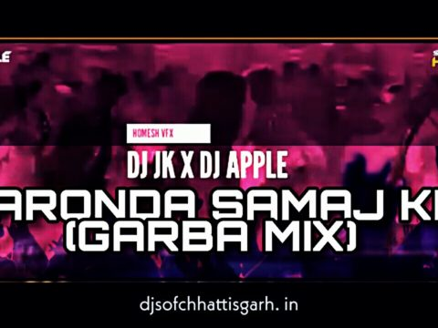 Karonda Samajh Ke (Garba Mix) Dj JK x Dj Apple