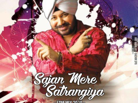 EDM MIX - Sajan Mere Satrangiya - DJ Mangesh & Hrushi & DJ imran Solapur