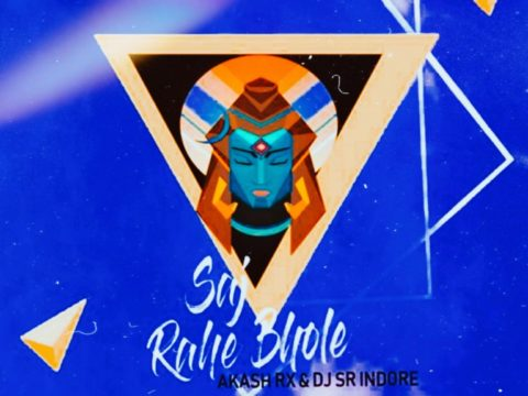 Saj Rahe Bhola Baba - Remix - Akash RX & DJ Sr Indore