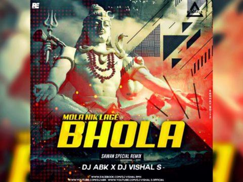 Mola Nik Lage Bhola ( Remix ) - Dj Vishal S & Dj ABK