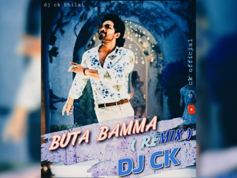 Allu Arjun Recent Movie Song Buta Bamma (Remix) DJ CK